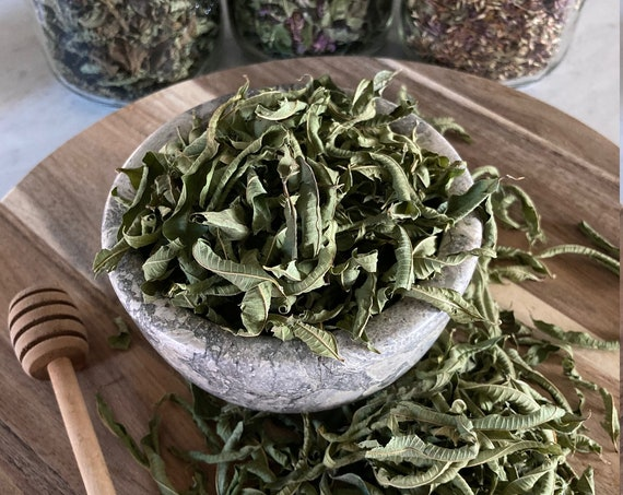 Lemon Verbena - Organic - dried herb for tea