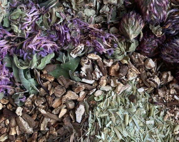 Wild Harvest - Detox - Herbal Tea