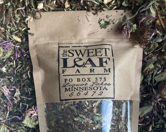 Sample Size - Herbal Tea