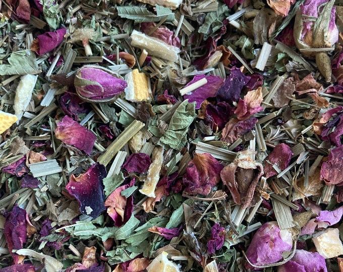 Lemon Rose - Herbal Tea