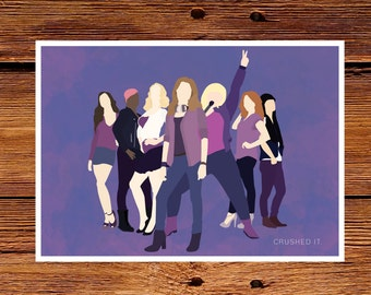 Pitch Perfect - Giclee Print