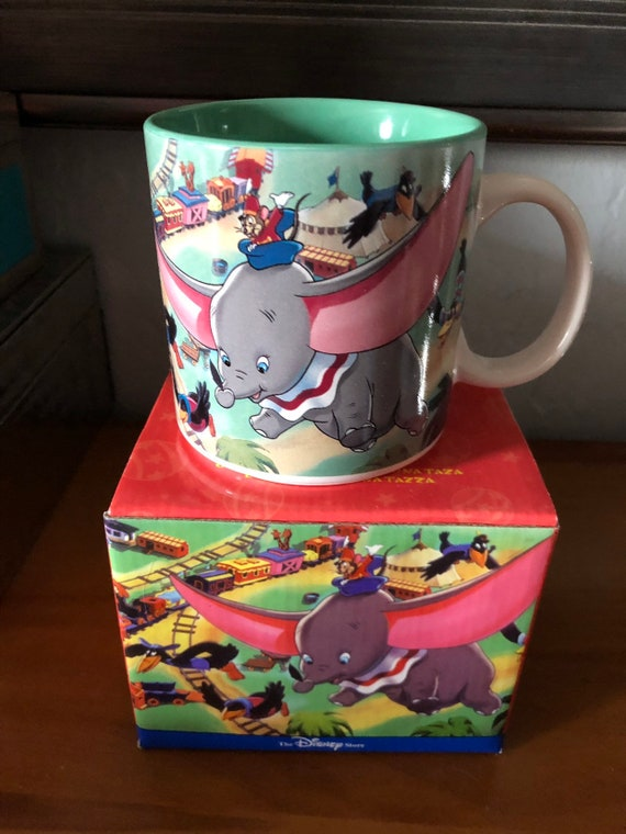 Vintage Walt Box Coffee Dumbo New In Disney Mug HIeE2WD9Y