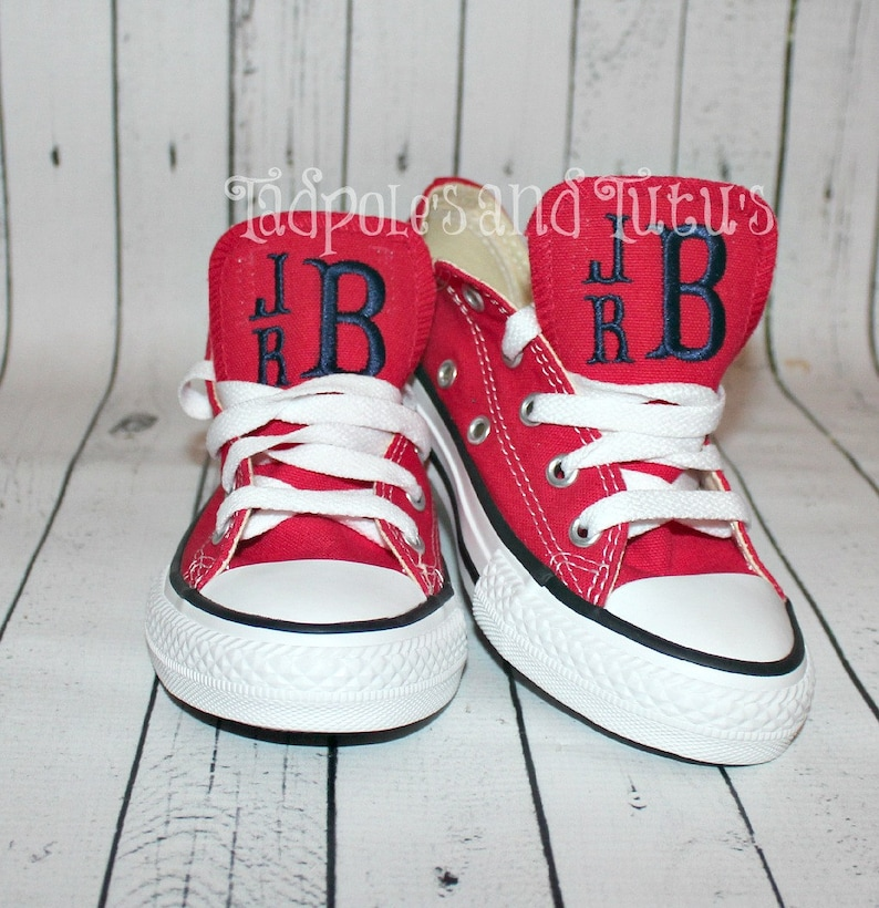 fc365909d4ad Monogrammed Chuck Taylor Classic Converse Shoes Ladies