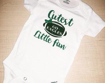 376e07505 Philadelphia Eagles Baby Onesie