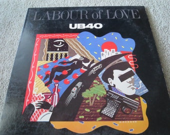 Ub40 labour of love | Etsy