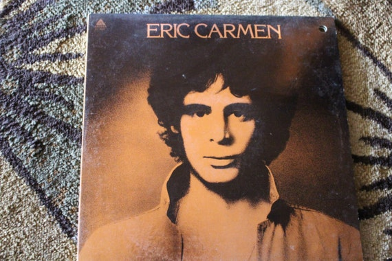 David Jones Personal Collection Record Album - Eric Carmen