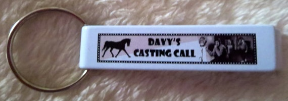 Bottle Opener - DAVY'S CASTING CALL logo