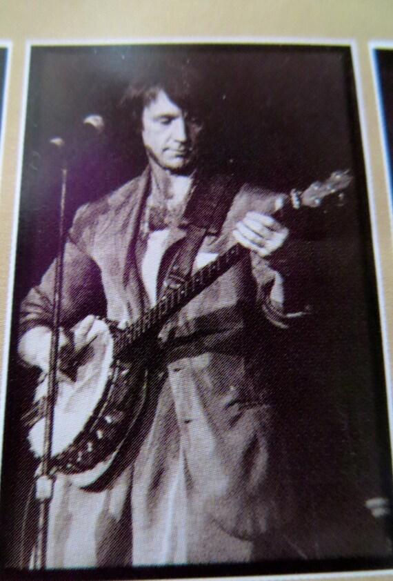 David Jones Personal Collection Framed Poster - Peter Tork