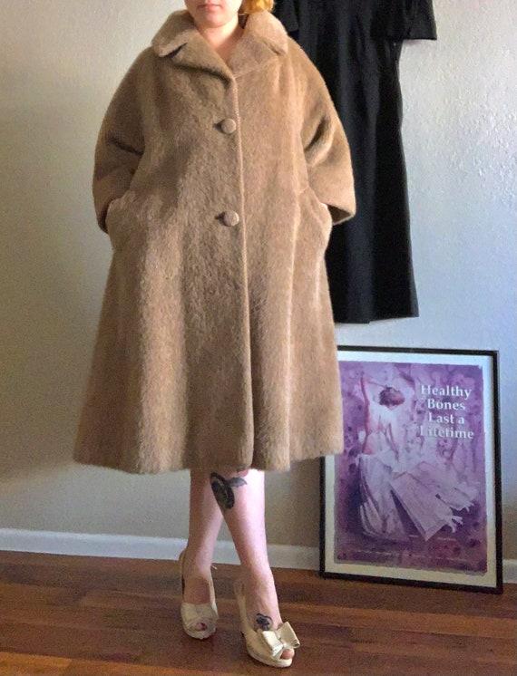 NWT Vintage 1960s Lilli Ann Coat