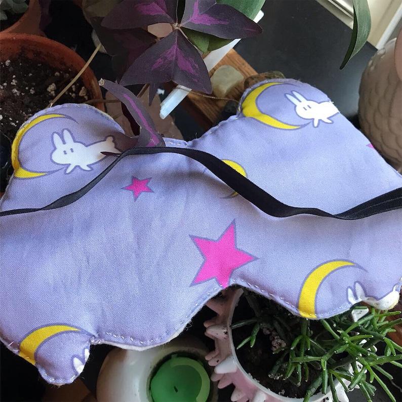 inspired by sailor moon Princess Serenity Sleep Mask