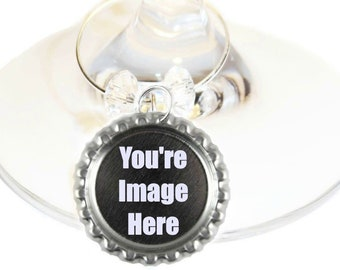 Personalized Wine Charms For All Occasions Bottle Cap