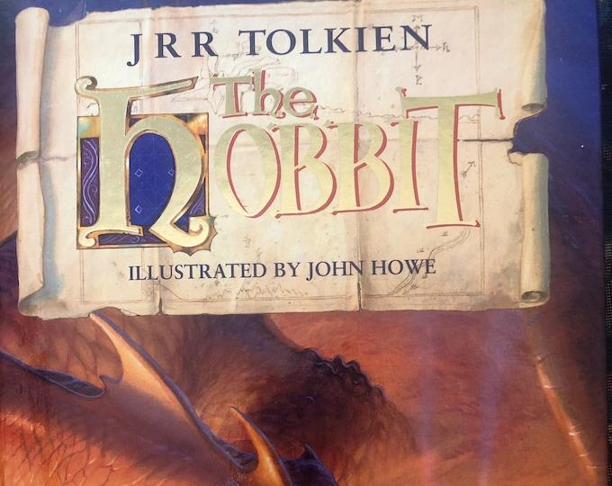 Pop-Up Adventure Book, 3D Book, The Hobbit Book, JRR Tolkien Children's Book, First American Edition 1999