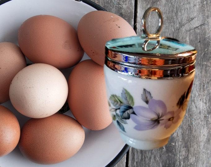 Royal Worcester | Ceramic Egg Coddler | King Size