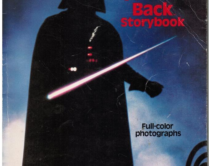 Star Wars Gifts Vintage Book Empire Strikes Back 1980