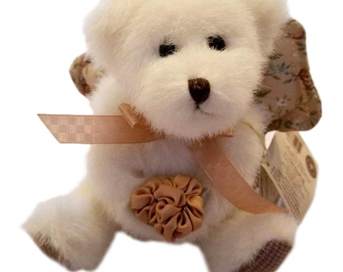Boyds Bear Plush Christmas Ornament