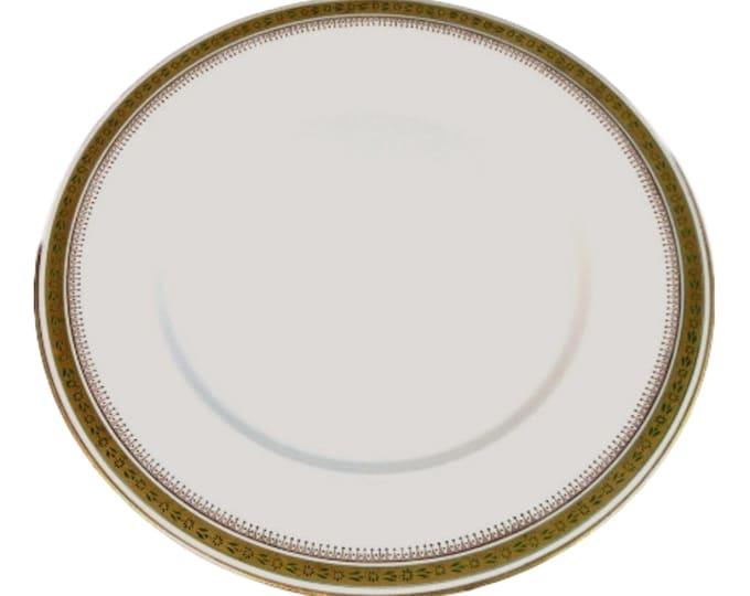 Elegant Limoges China Plates Wm Guerin WG & C Christmas