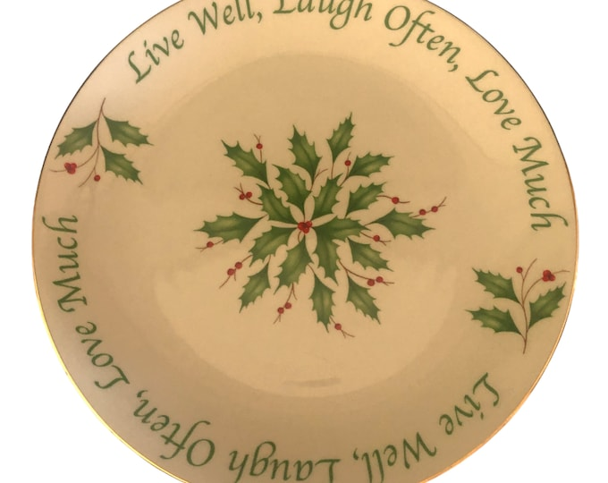 """Lenox China 