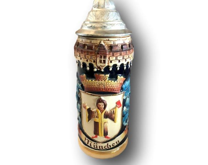 Beer Lover Gift   German Beer Stein