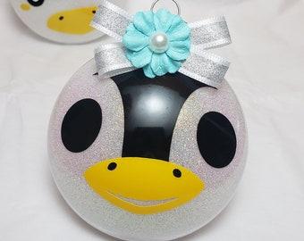 Animal Crossing - Aurora - Holiday Ornament Gift