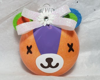 Animal Crossing - Stitches - Holiday Ornament Gift