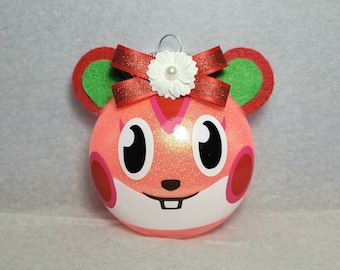 Animal Crossing - Apple - Holiday Ornament Gift