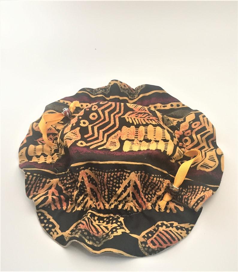 Travel Jewelry Pouch Drawstring Jewelry Bag Fossil