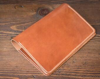 Leuchtturm 1917 Medium (A5) Hardcover Notebook cover - chestnut harness leather