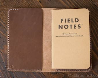 BUILD-YOUR-OWN - Pocket Notebook cover for Field Notes and others