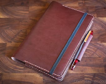 BUILD-YOUR-OWN - cover for Moleskine Large Hardcover notebook
