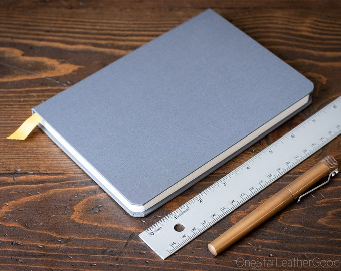 Baron Fig Confidant Flagship (Medium) Hardcover Notebook - dot grid