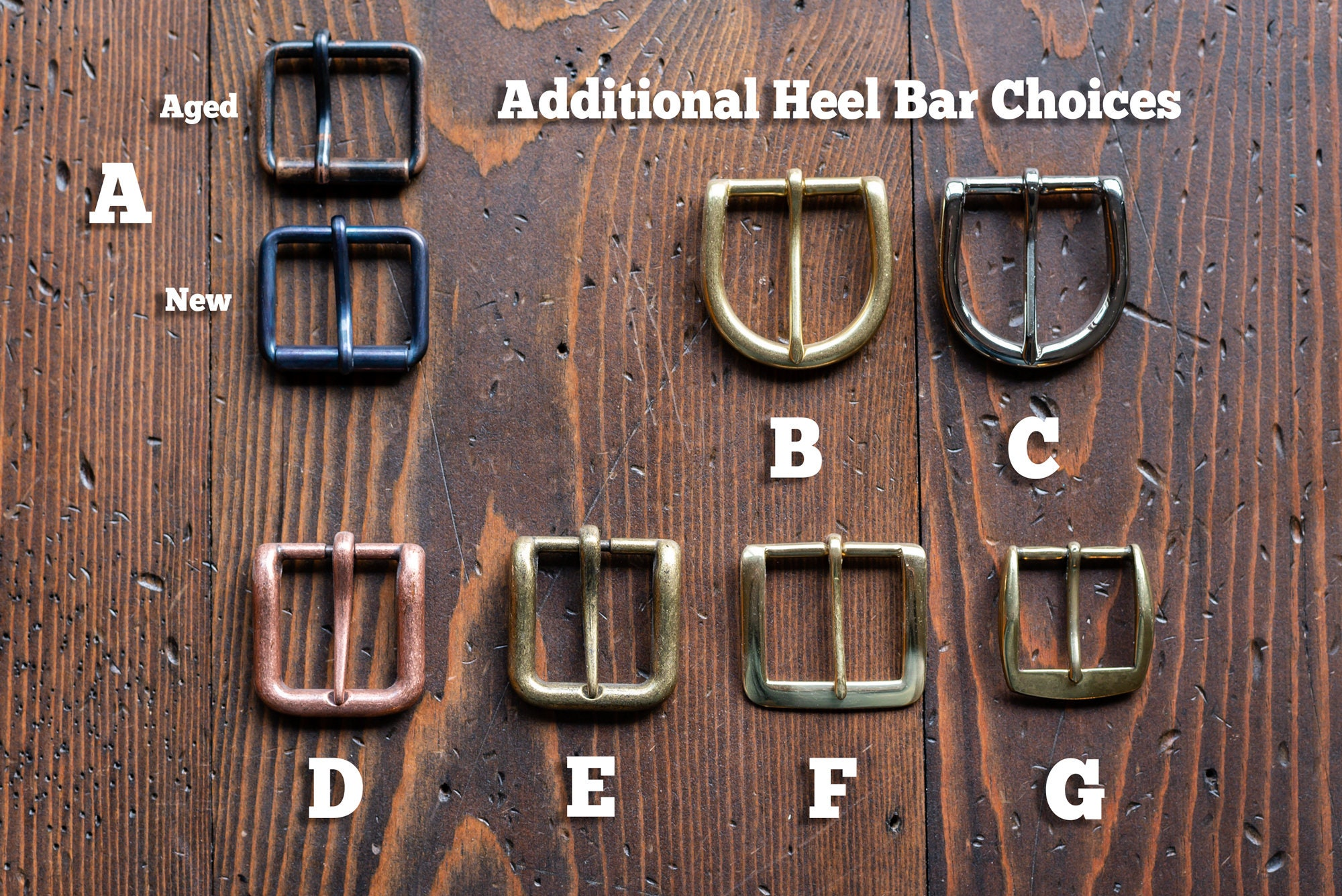 8 1.5 width heel bar buckle Custom sized belt Horween Chromexcel leather burgundy color No