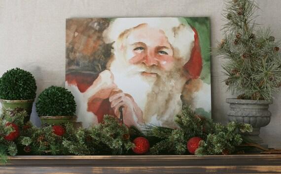 image 0 - Christmas Decorations Large Santa Claus