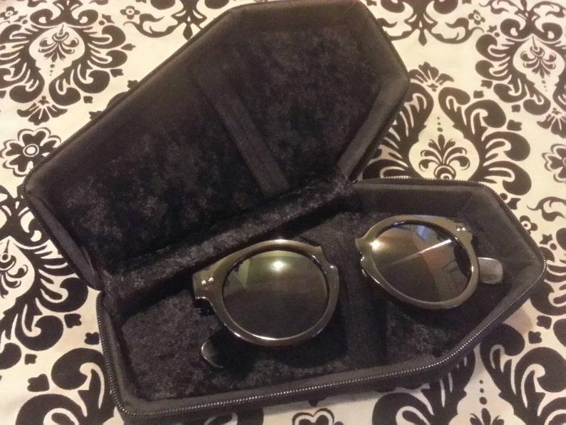 728a6488734 Pre-Order Coffin Clutch Sunglass Eyeglass Pencil Case