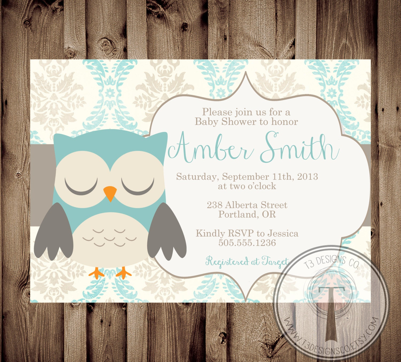 Printable baby shower invite owl baby shower invitation boy owl printable baby shower invite owl baby shower invitation boy owl baby shower 1108 filmwisefo