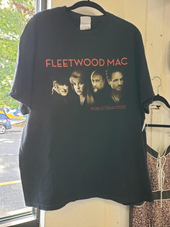 2003 Fleetwood Mac Tour Tee