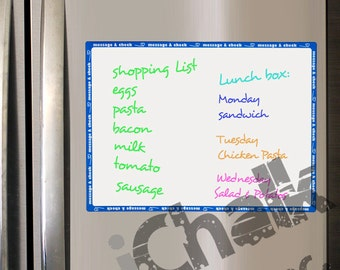 Kühlschrank Whiteboard : Whiteboard kühlschrank etsy