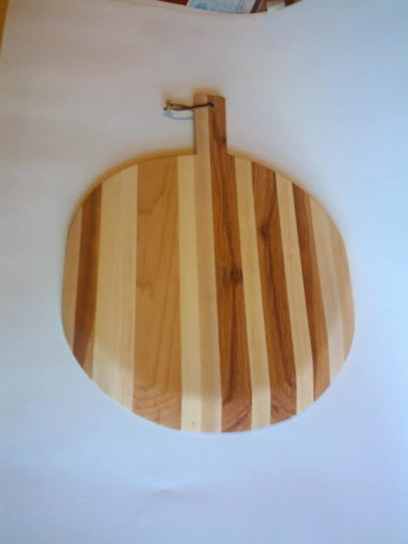 Custom Wooden Pizza Peel