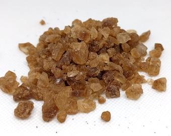 Amber Tea Sugar Crystals (1/2 lb)