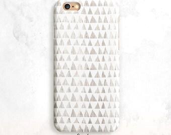 iPhone 7 cas, géométrique pour iPhone X, iPhone 8 cas, bois iPhone 6 Plus, iPhone 8 Plus cas, bois iPhone 6 cas, nouvel iPhone 7 cas, bois