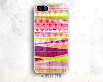 Geometric iPhone 6S Case, Wood iPhone SE Case, Wood iPhone 6 Case, iPhone 5C Wood Case, iPhone 6 Plus Case, Geometric iPhone 5S, iPhone Case