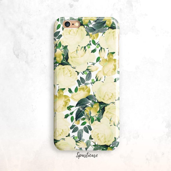 iphone 6 case floral vintage