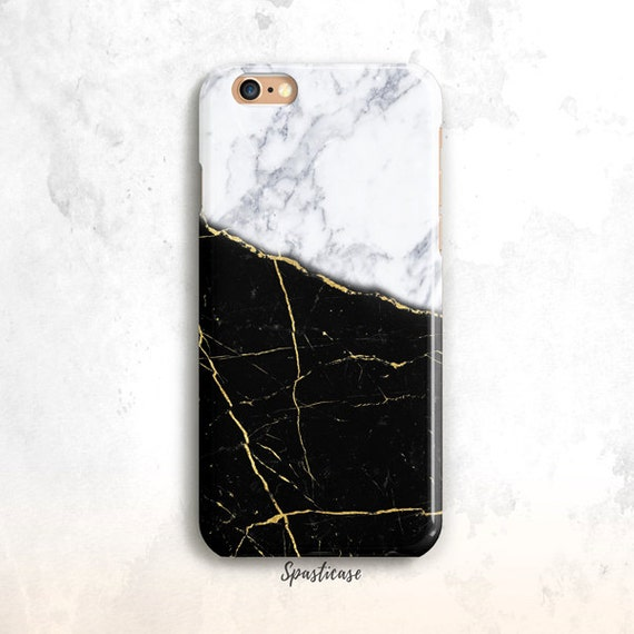 Marble iPhone 8 Case iPhone 7 Case Black Marble iPhone 6S  b298d2375e