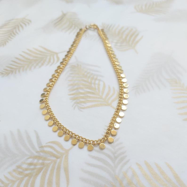 Summer Anklet Chain anklet Gold Ankle Bracelet Delicate Gold Anklet Gold Anklet