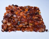 Carnelian Natural Polished Crystal Healing Stones Reiki Chakra Stone Aura Divine Quartz Mystical Energy Vastu Feng Shui Authentic