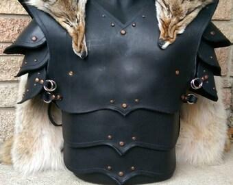 Leather Viking Armor - The Drott