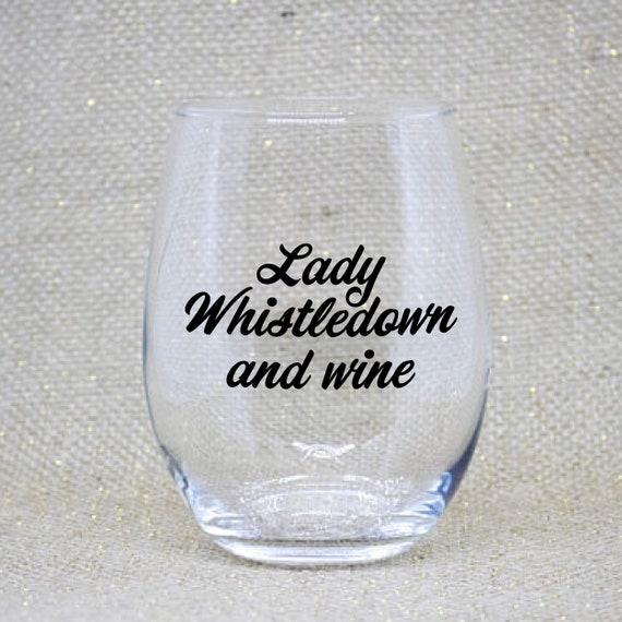 Duke of Hastings Wine Glass Bridgerton Wine Glass Gifts for Her