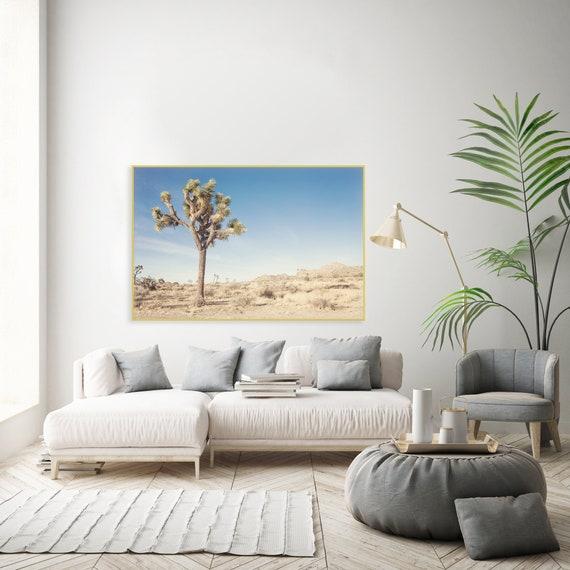 Joshua Tree Print California Art Bohemian Home Decor Travel