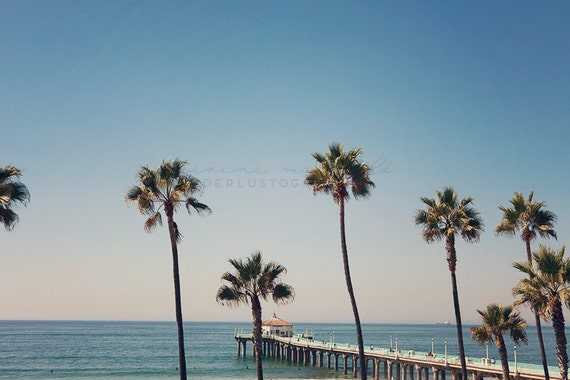 Manhattan Beach Photography California Beach Art California Coast