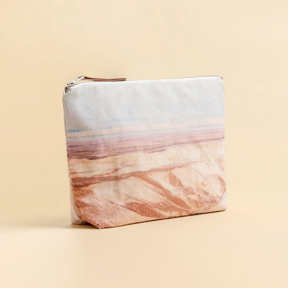 Travel Clutch Purse Bag Organizer Large Makeup Bag Cosmetic  8e2501da6c4b4