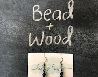 Bead + Wood
